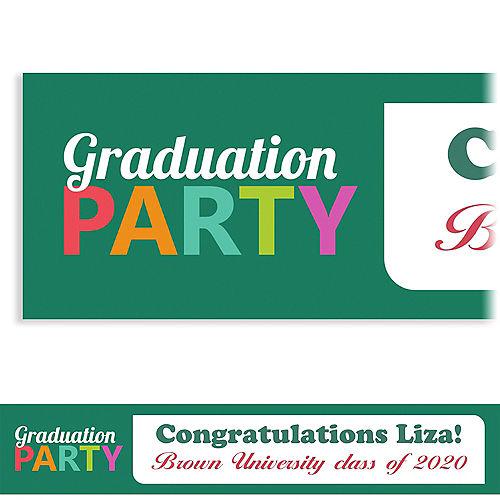 custom graduation invitations party city
