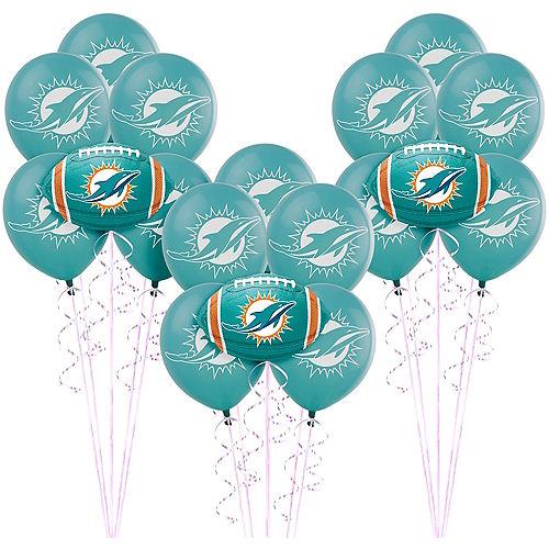 NFL Miami Dolphins Party Supplies | Party City