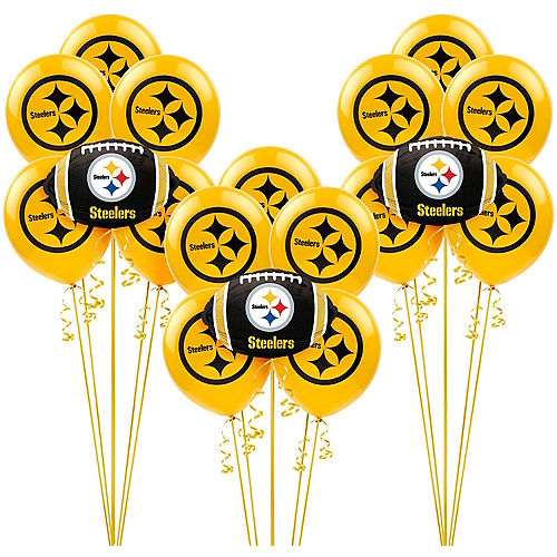 d759e106e NFL Pittsburgh Steelers Party Supplies