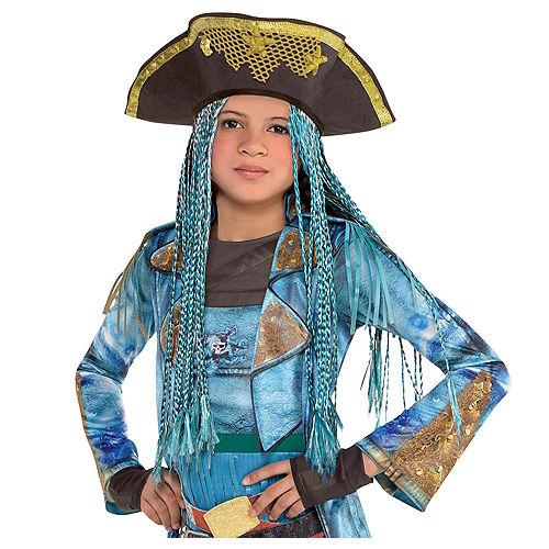 Child Uma Hat with Braids - The Descendants 2 780806b606ce