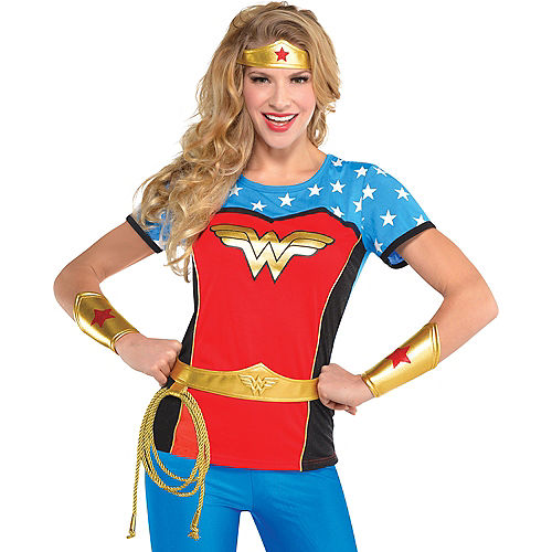 c4421d4ccf85d Wonder Woman Costumes for Kids & Adults | Party City