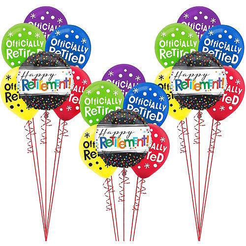 Happy Retirement Celebration Balloon Kit