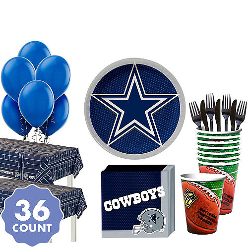 Miraculous Nfl Dallas Cowboys Party Supplies Decorations Party Download Free Architecture Designs Scobabritishbridgeorg
