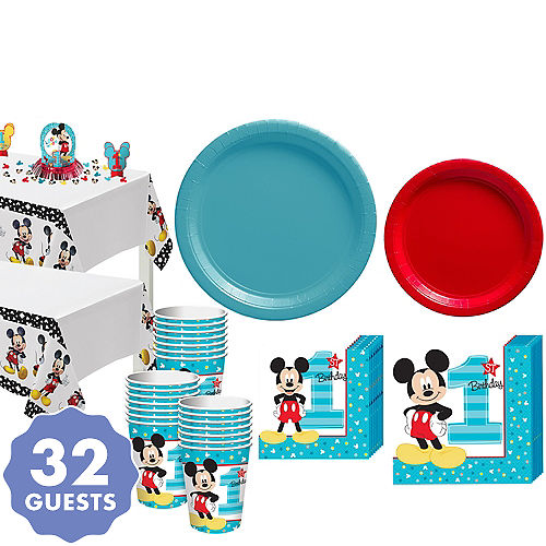 1st Birthday Party Supplies For Boys Girls Party City Canada