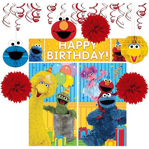 Sesame Street Party Supplies - Sesame Street Birthday
