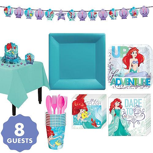 faaf46da839 Little Mermaid Party Supplies - Little Mermaid Birthday