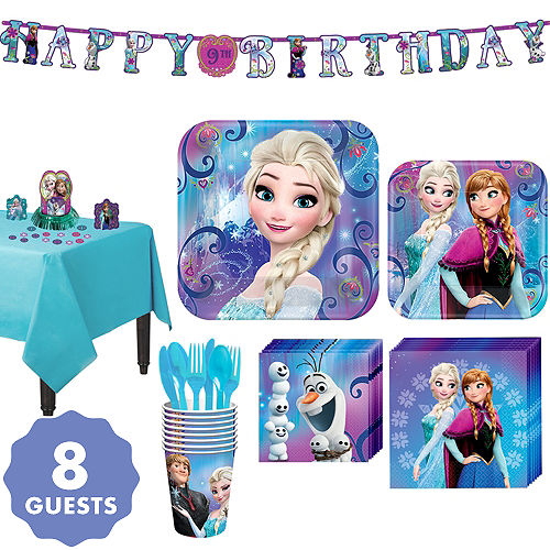 Frozen Party Supplies Frozen Birthday Party Ideas Party City Canada