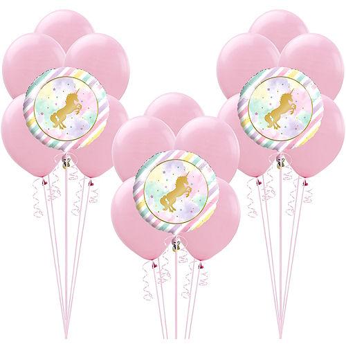 Sparkling Unicorn Balloon Kit