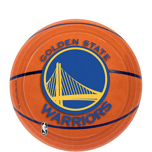 Nba Golden State Warriors Party Supplies Party City