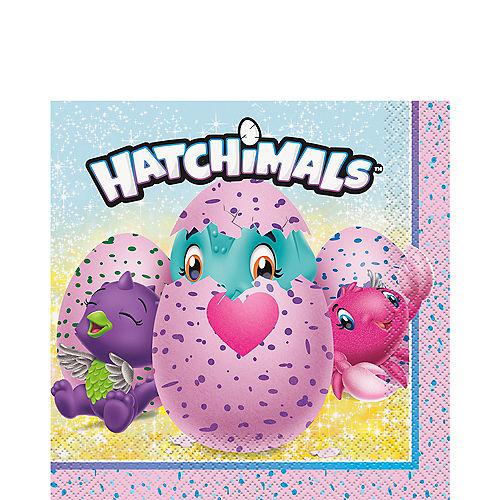 Hatchimals Lunch Napkins 16ct