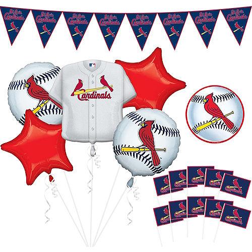 St Louis Cardinals Decorating Kit