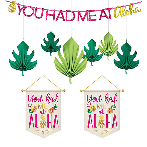Aloha Hawaiian Decorating Kit