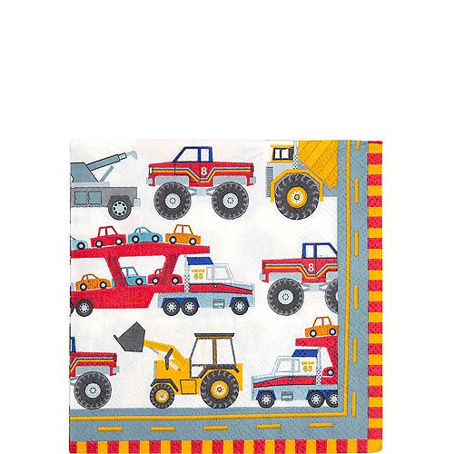 Big Rig Truck Birthday Party Supplies