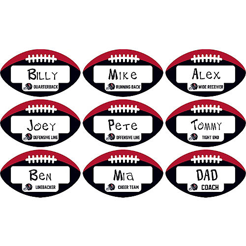Houston Texans Place Cards 9ct