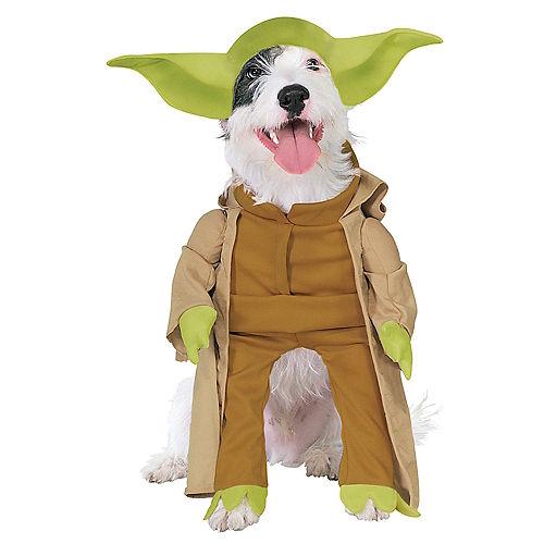 Star Wars Yoda Dog Costume