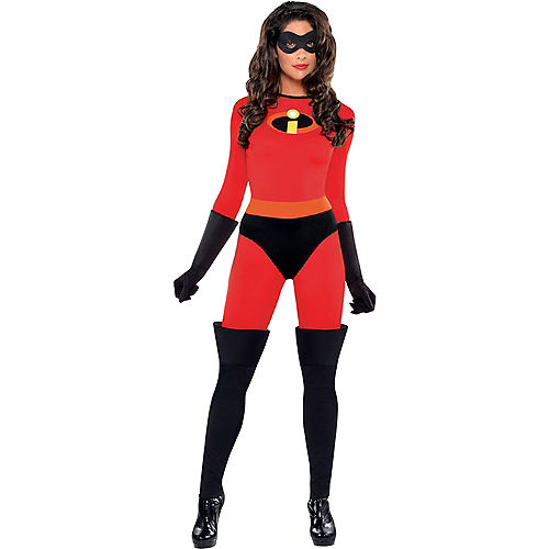 Womens Mrs. Incredible Costume - The Incredibles