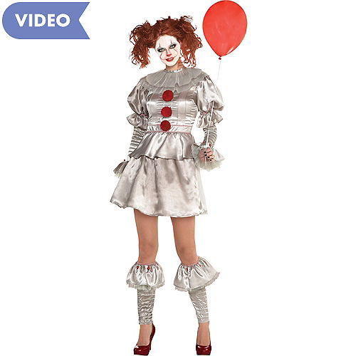 Womens Pennywise Costume - It