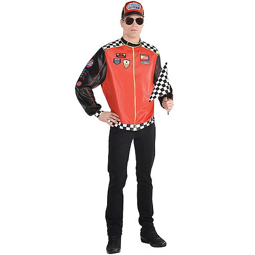 Adult Fast Lane Driver Costume