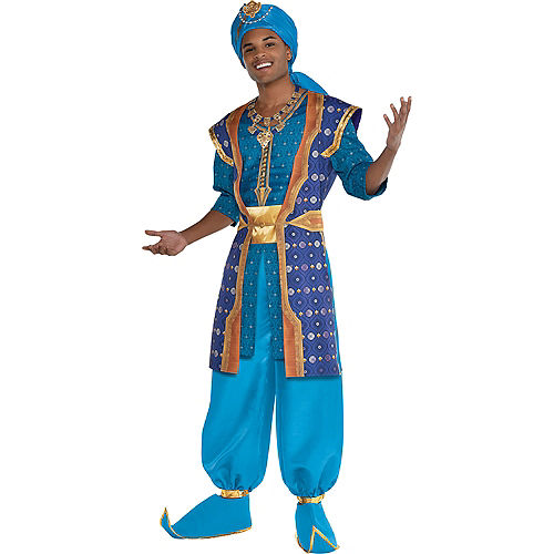 Adult Genie Parade Costume - Aladdin Live Action