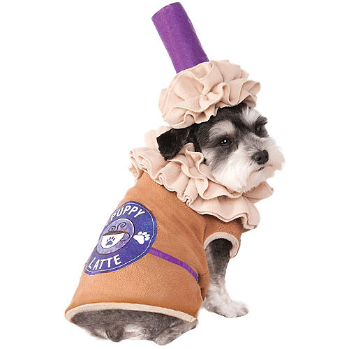 Puppy Latte Dog Costume