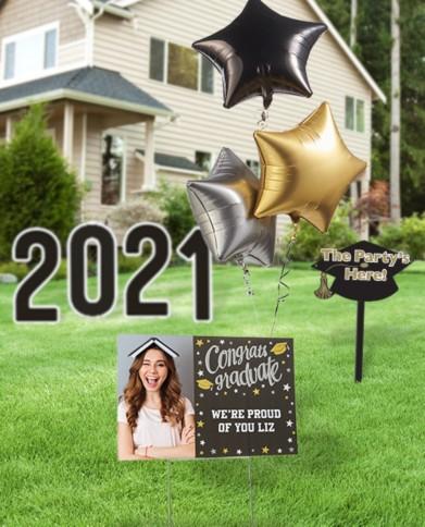 2021 Graduation Party Supplies   Party City